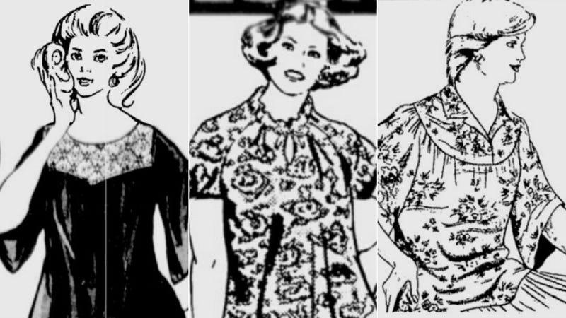 Illustration for article titled Let's Talk About the 'Queen Size' Fashions of the 1970s