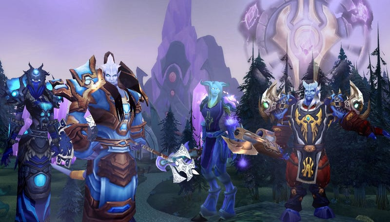 Illustration for article titled Is Warlords of Draenor The new WoW Expansion?