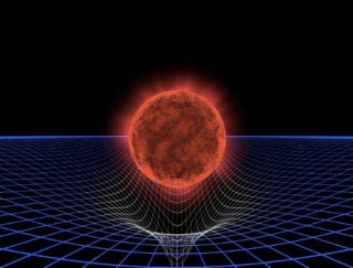 Illustration for article titled Was our universe created by a four-dimensional black hole?