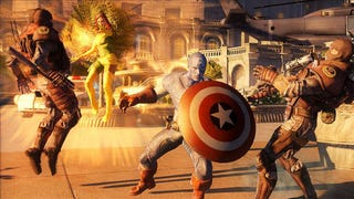 Illustration for article titled Marvel Ultimate Alliance 2 Hands-On At Comic-Con