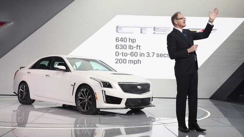 Illustration for article titled Cadillac Will Debut A Whole New Family Of V6 Engines Next Month