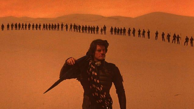 Game of Thrones Language Builder David Peterson Is Working on Denis Villeneuve s Dune