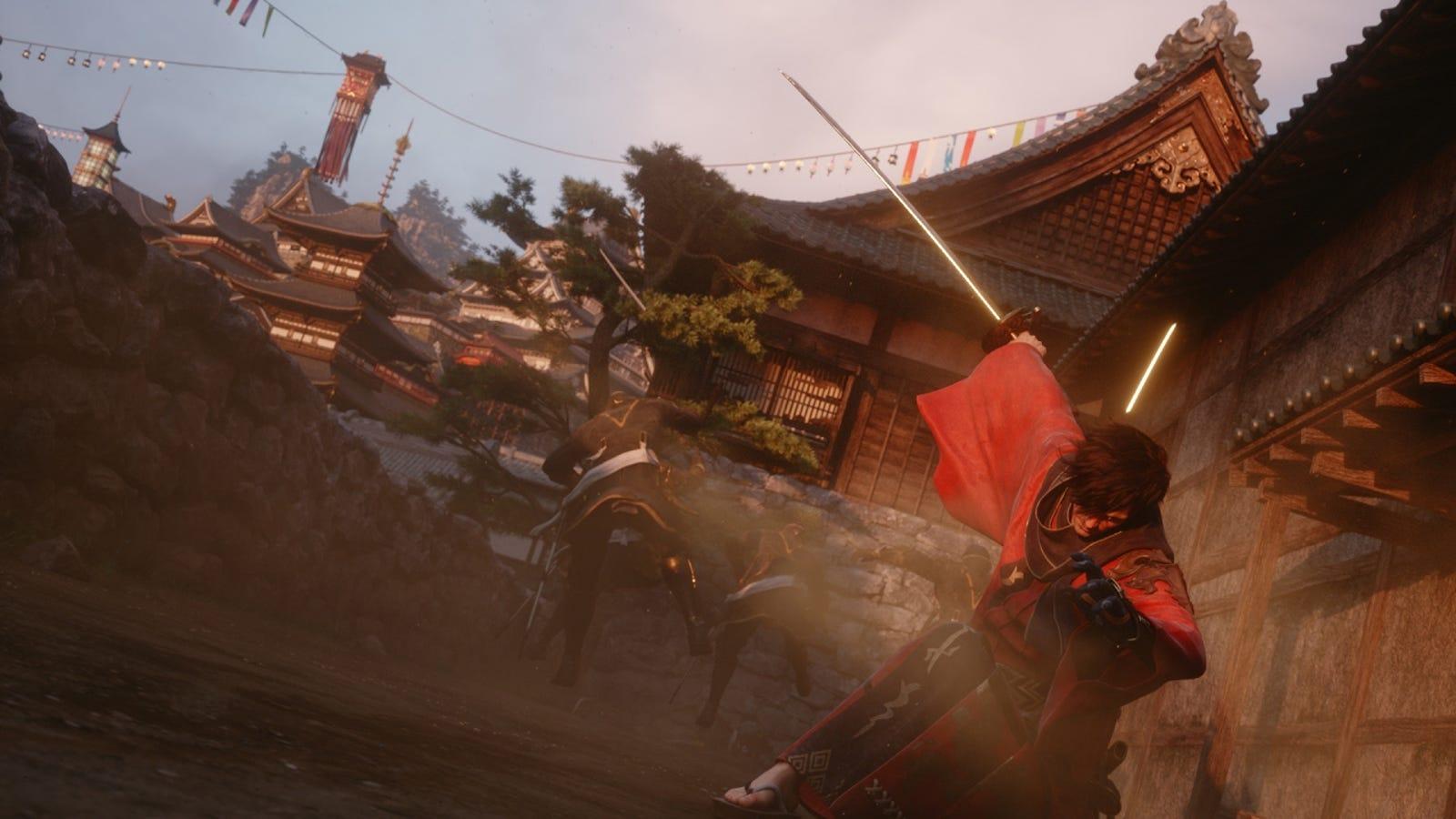 Unduh 67+ Wallpaper Ff Samurai Paling Keren