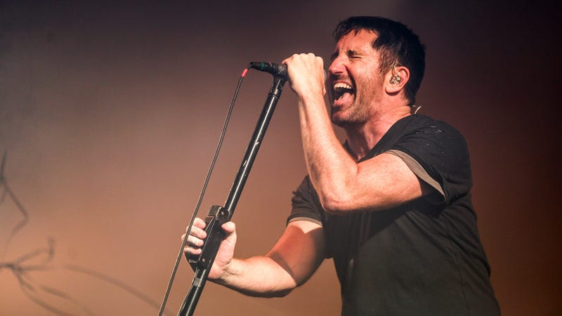 Illustration for article titled Trent Reznor confirms release date of new Nine Inch Nails EP, shares tour dates