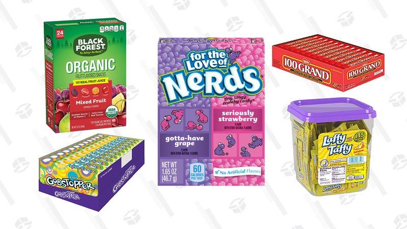 Candy Gold Box | Amazon