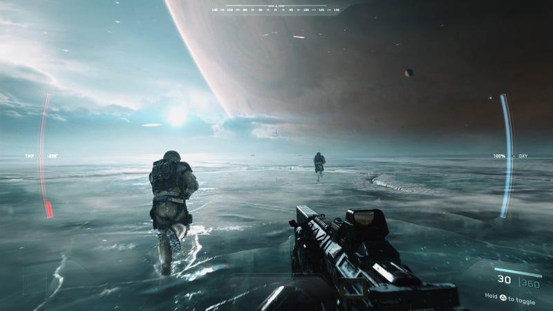 A Year After    Infinite Warfare | ResetEra