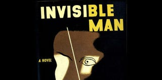 Screenshot of cover of Ralph Ellison's Invisible Man