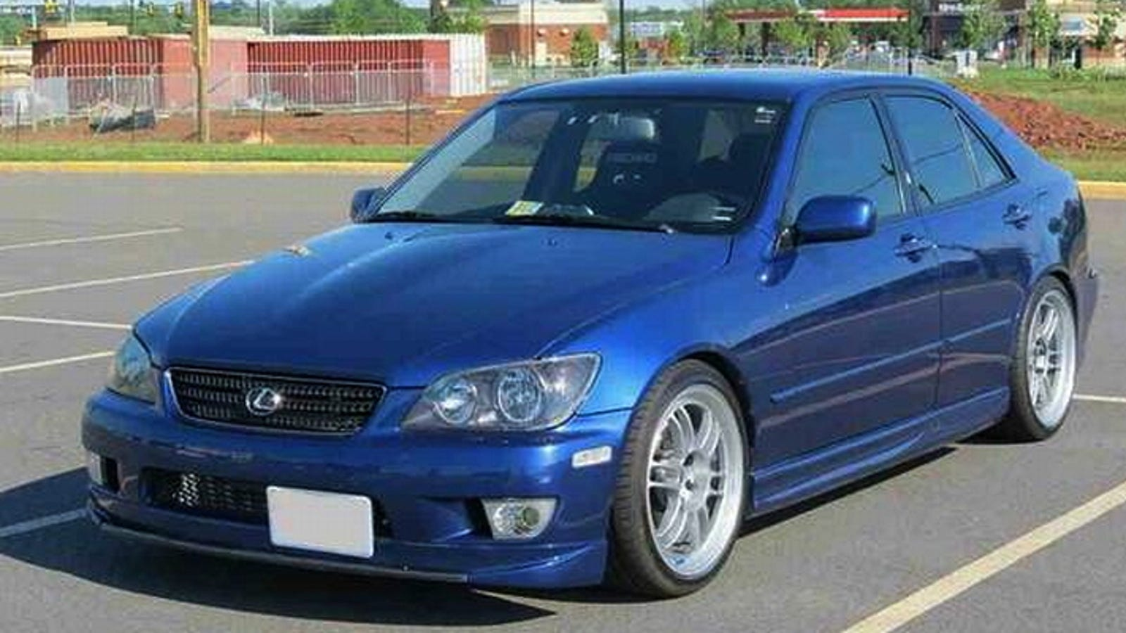 for 17 000 is this 2002 lexus is300 da bomb. Black Bedroom Furniture Sets. Home Design Ideas