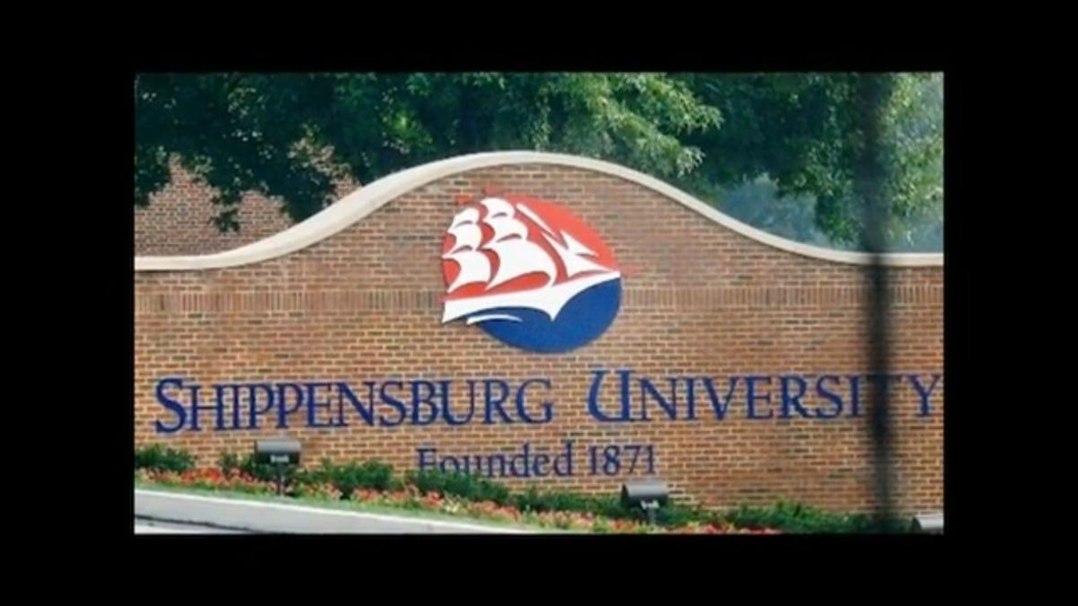 Shippensburg Universiteit dating Wat zijn de regels voor online dating
