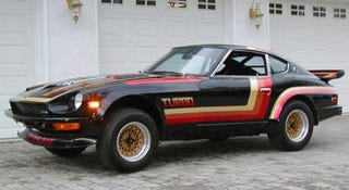 Illustration for article titled 1980s New Jersey Time Capsule: 19K-Mile Datsun 240Z Could Be Yours!