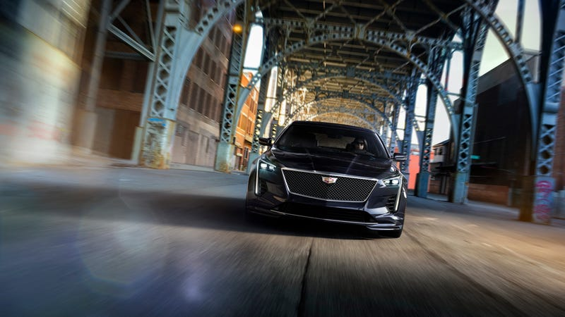 The 550 Horsepower Cadillac Ct6 V Is Here And Starts At 88 790