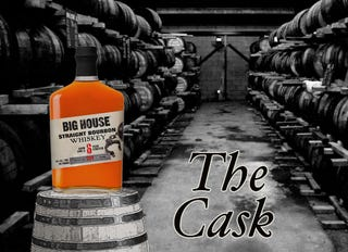 Illustration for article titled The Cask - Big House Straight Bourbon