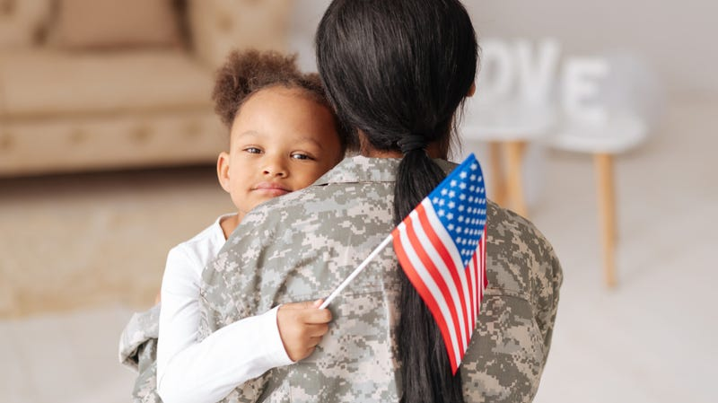 Illustration for article titled New Trump Policy Ends US Citizenship Rights to Children of Some Troops Stationed Overseas