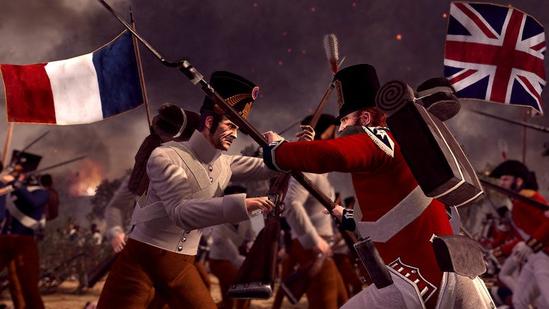 Illustration for article titled Napoleon: Total War: The Peninsular Campaign Review: Wellington Party