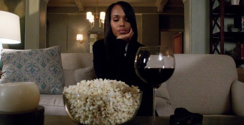 Kerry Washington as Olivia Pope in ScandalScreenshot