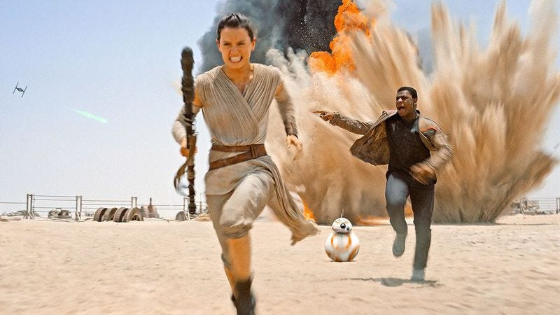 Photo: Star Wars: The Force Awakens