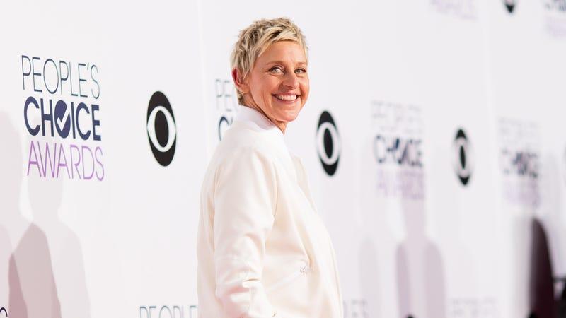 Illustration for article titled Ellen is considering endingThe Ellen DeGeneres Show