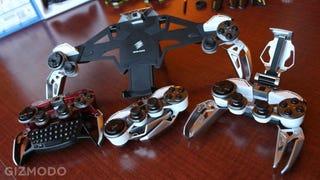 Mad Catz ha diseñado la mayor locura de mando y ratón para videojuegos