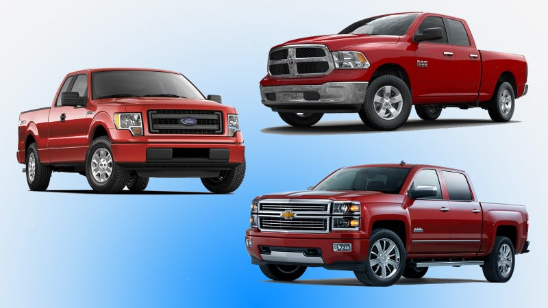 Illustration for article titled Domestic Truck Sales Roundup: It's Good To Be Ford