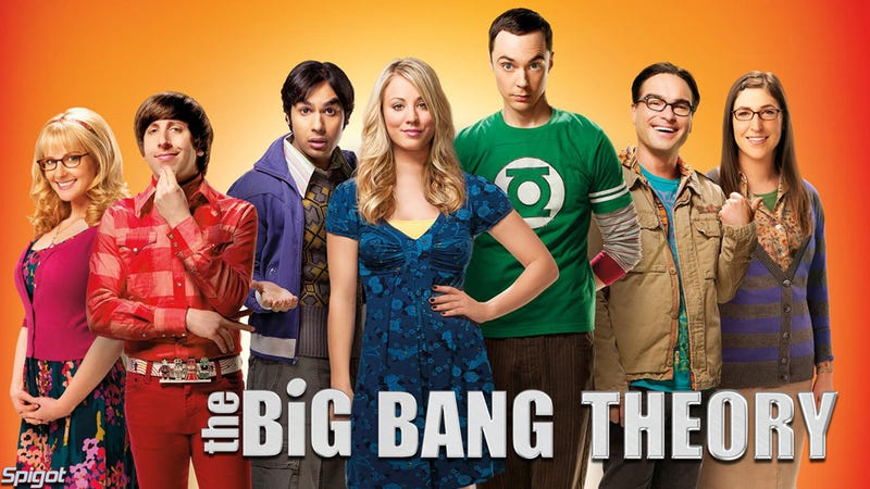 Illustration for article titled Big Bang Theory Stars Refuse to Film Unless They Get $1 M per Ep
