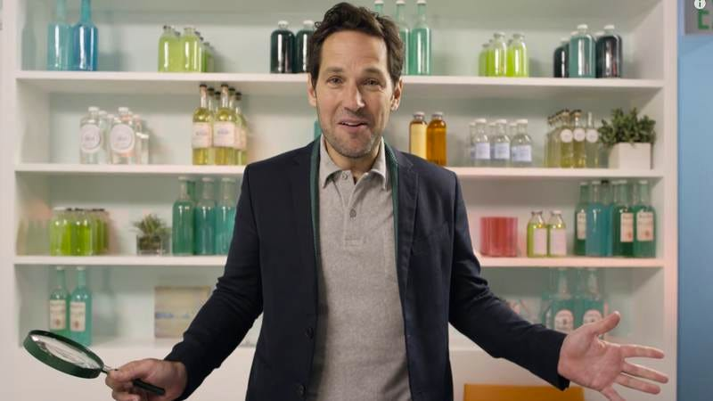 Illustration for article titled Paul Rudd charms while explaining the science of Ant-Man