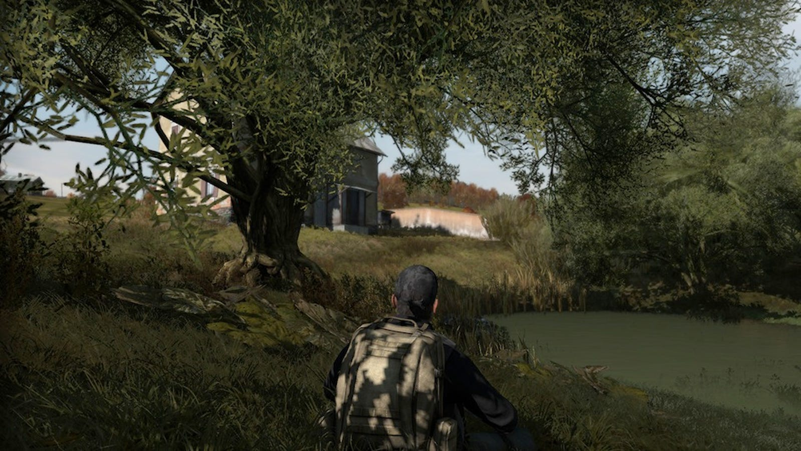 ARMA2 CO Mod: DayZ (Zombies, persistent world) - Games