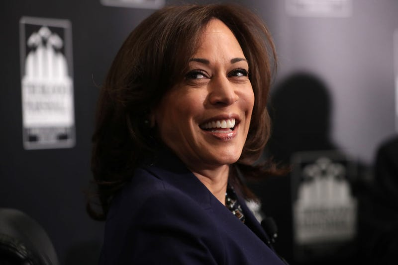 Illustration for article titled Among Democratic 2020 Hopefuls, Kamala Harris Is Pulling in the Most Money From Big-Dollar Donors in Communities of Color