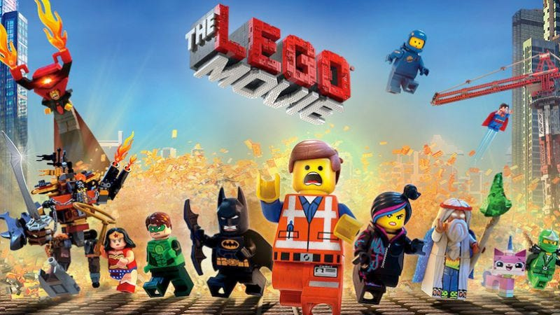 Illustration for article titled Warner Bros. has at least two more Lego movies planned before 2020