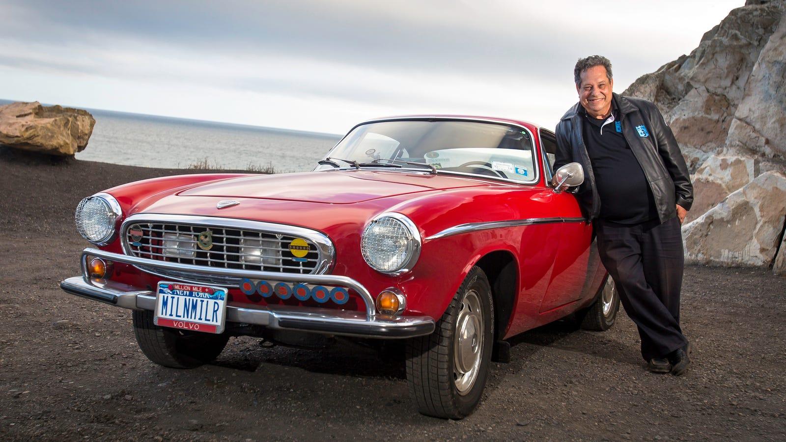 Irv Gordon, the Hero Who Drove His Volvo P1800 Over 3.2 Million Miles, Has Died