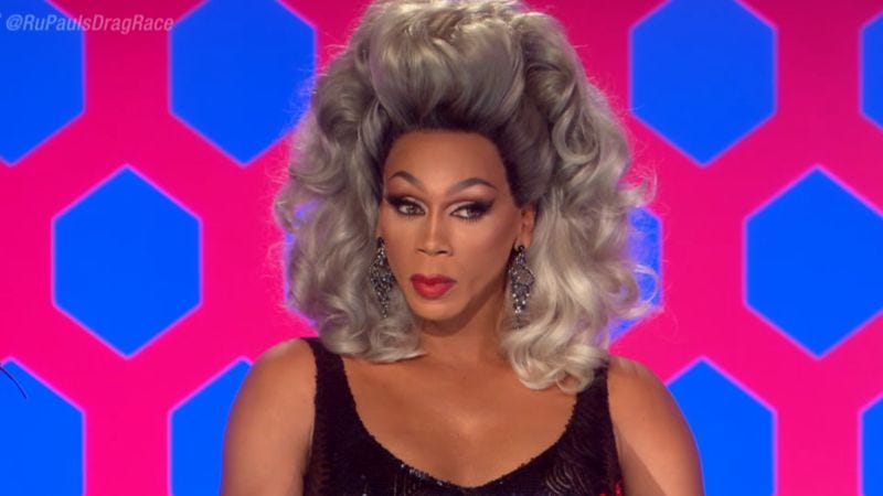 """Illustration for article titled The Comeback says """"hello, hello, hello"""" to RuPaul"""