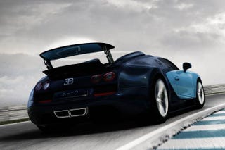 "Illustration for article titled Bugatti Veyron ""Legend"" Edition To Debut at Pebble Beach"