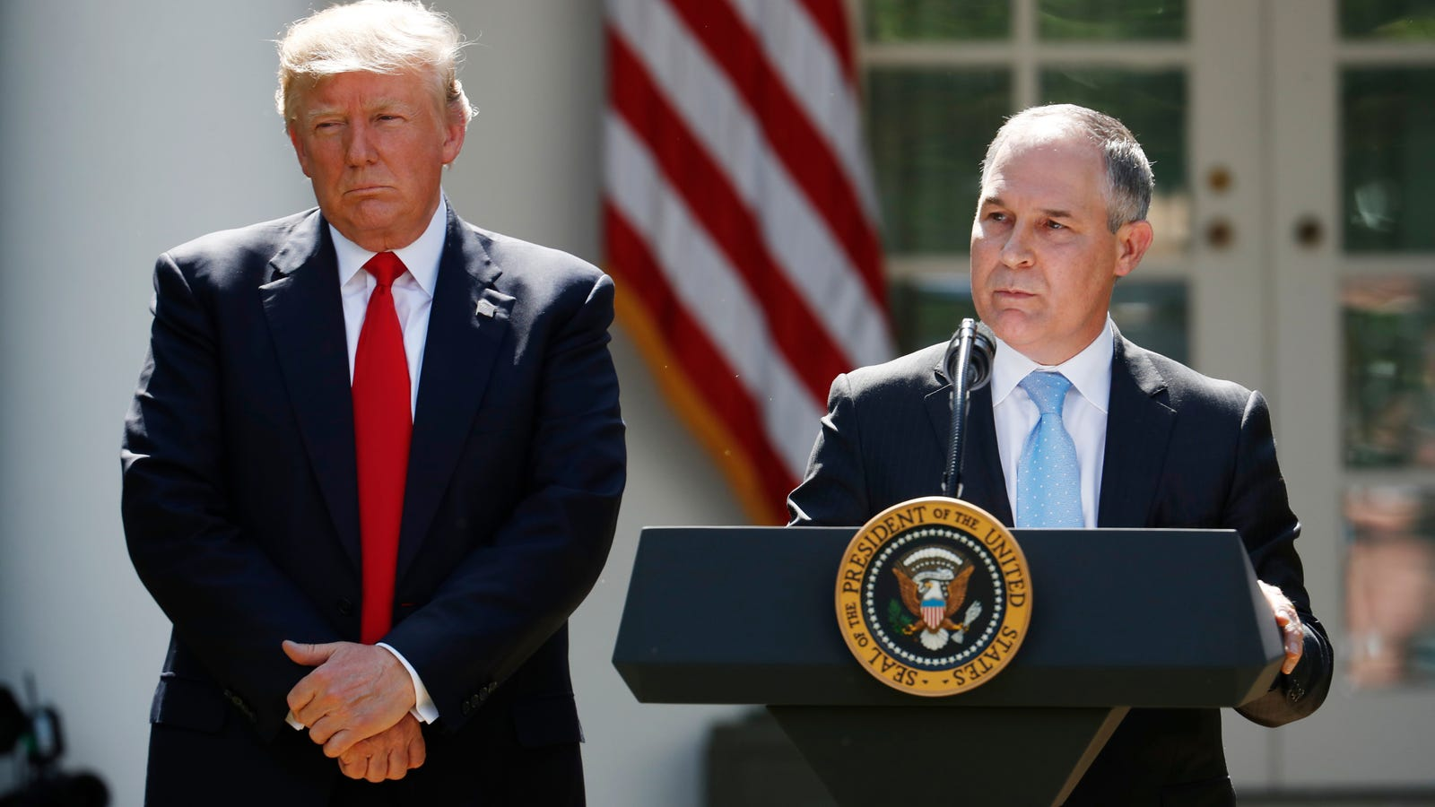 New York Times Posts Major Federal Climate Change Report Before Trump and Pruitt Can Cook the Books [Updated]