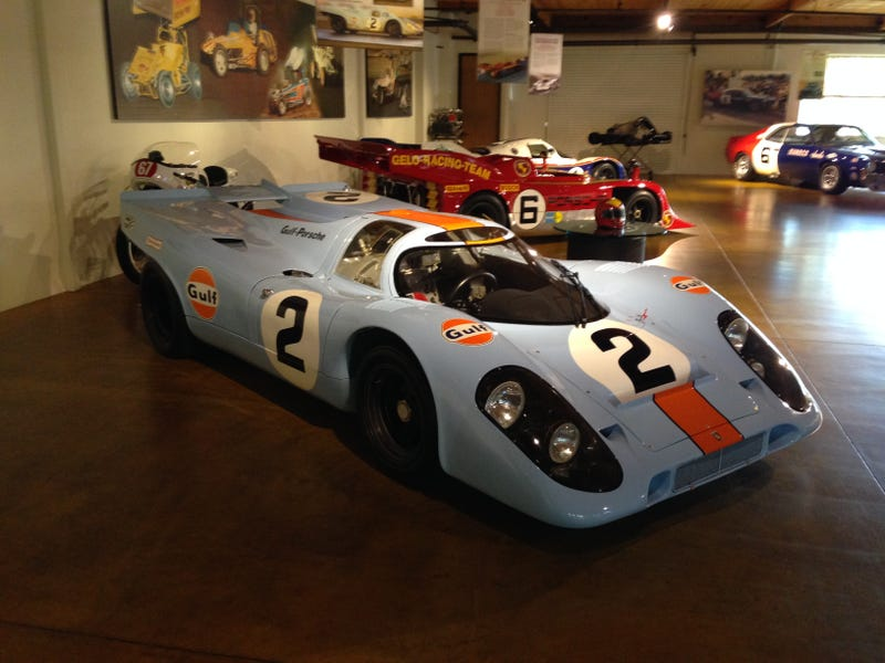 Illustration for article titled Canepa Motorsports Museum