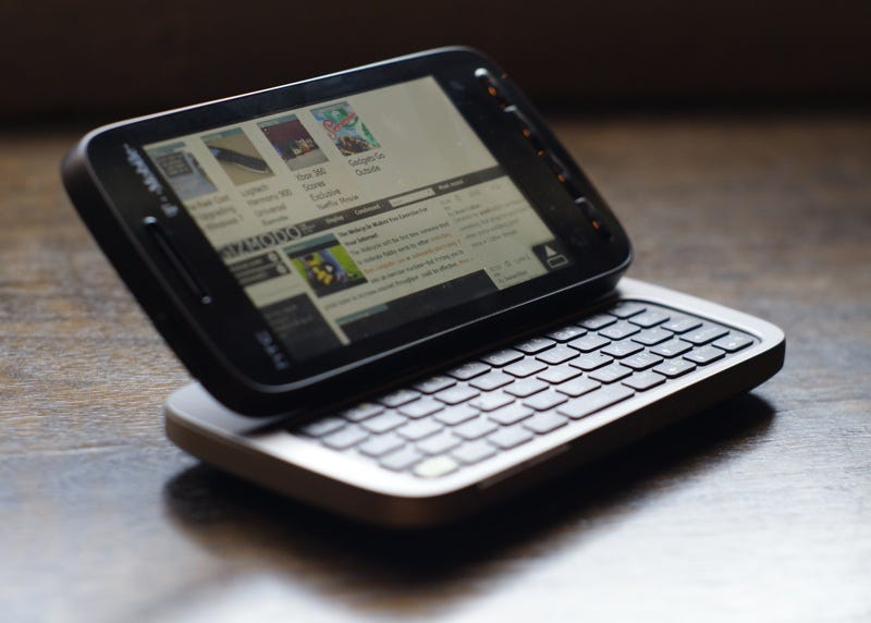 Illustration for article titled T-Mobile HTC Touch Pro2 Review: Wait, How Much?