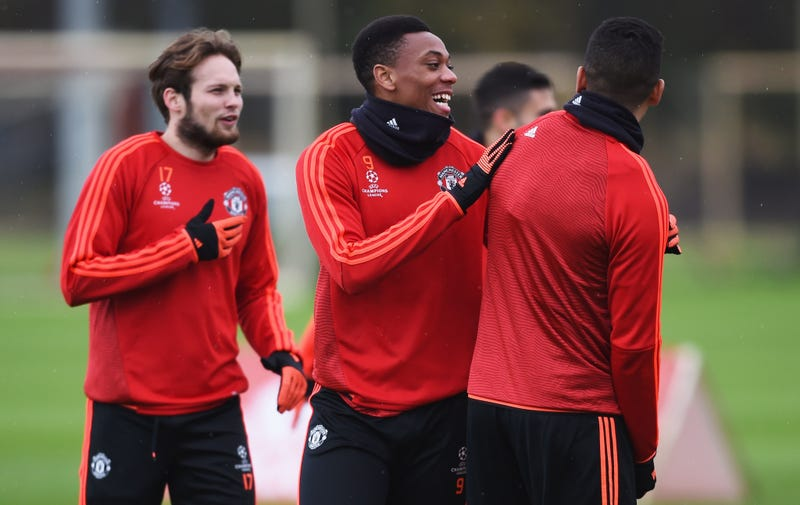 Illustration for article titled A Reminder That Anthony Martial Is Still A Goddamn Child