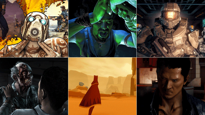 Illustration for article titled Tina's Top Ten Games Of 2012