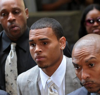 Illustration for article titled Chris Brown Sentencing Delayed; Anna & Stephen Are Engaged