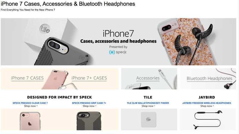 Illustration for article titled Amazon Just Blew the Lid Off the iPhone 7