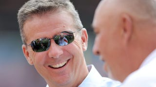 Illustration for article titled Urban Meyer Reportedly Will Take Ohio State Job, Hire Kirk Herbstreit As Assistant [UPDATE]