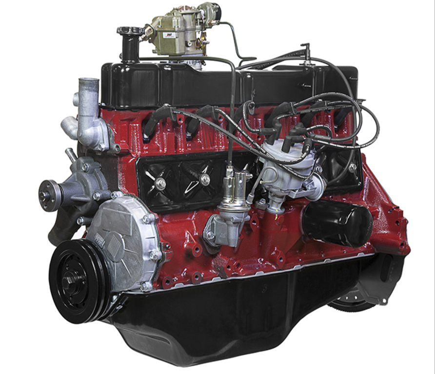 here\u0027s why the ford 300 inline six is one of the greatest engines ever Ford 300 Six Engine Parts