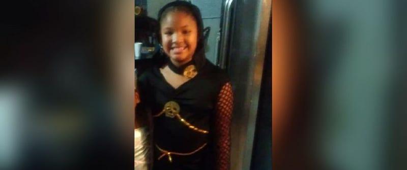 Illustration for article titled Police Make Arrest in Case of Murdered 7-Year-Old Jazmine Barnes in Houston