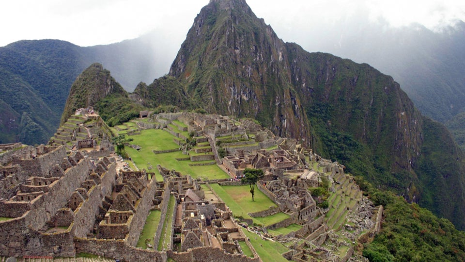 Welcome to Rediscover Machu Picchu!