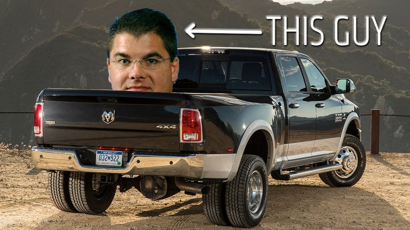Illustration for article titled Why The New Ram Trucks Boss Picked A Great & Awful Time To Get Promoted