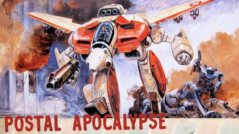 Illustration for article titled How To Make A Live-Action Robotech Movie Franchise The Right Way