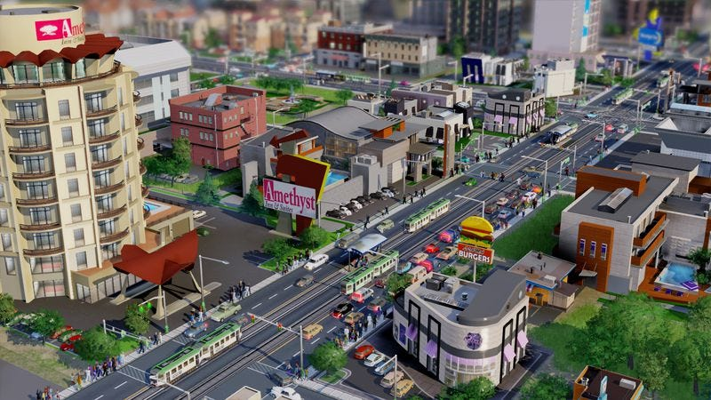 SimCity, a prime candidate for a roll-your-own soundtrack