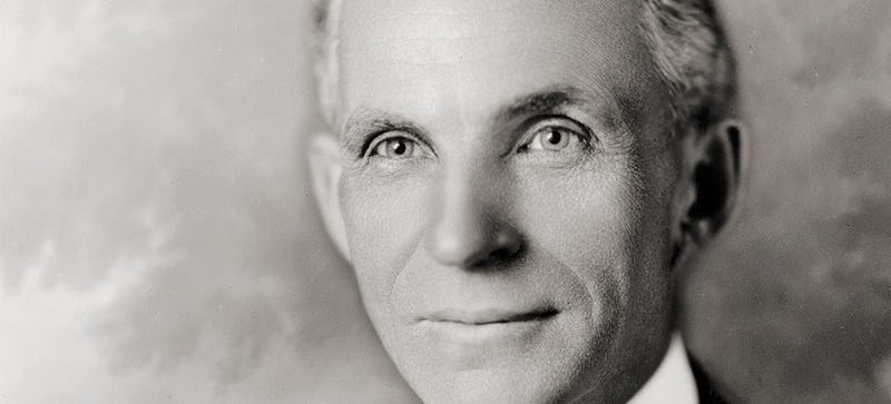 Illustration for article titled When Henry Ford's Benevolent Secret Police Ruled His Workers