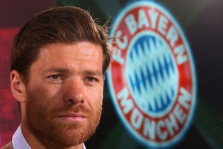 Illustration for article titled Reporter Claims Xabi Alonso Left Spain Because Of Affair With Singer