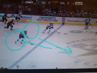 Illustration for article titled Telestrator Dong Breaks Out On The Odd-Dong Rush