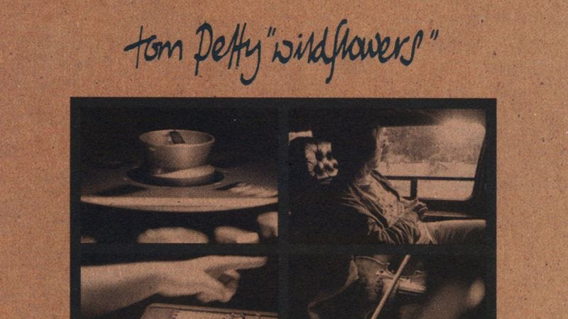 Illustration for article titled With Wildflowers, Tom Petty took brilliant advantage of a clean slate