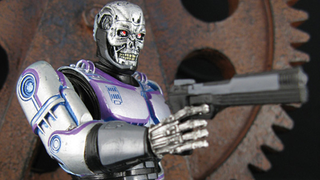 Illustration for article titled Humanity is doomed - Behold the Terminator Robocop!